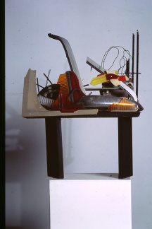 1995 Under the Gun, Hammer Galleryn, the Hammer Gallery